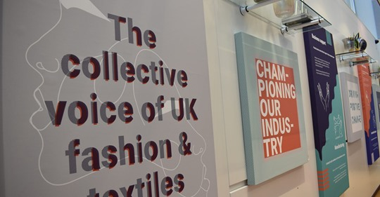 Covid-19: UKFT campaigns for the 'forgotten middle' in the fashion and textile industry