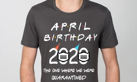 The Photoshop Oldham creates keepsake T-shirts and banners for family celebrations during lockdown