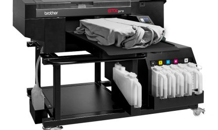 Brother launches new GTXpro Bulk DTG printer