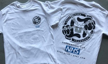 VinoSangre collaborates with local clothing brand for NHS fundraising T-shirts