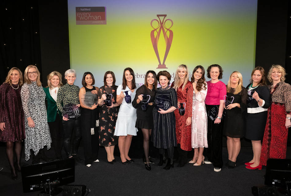 Nominations for the 2020 NatWest everywoman Awards now open