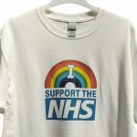 I Support the NHS: Starlight Embroidery creates fundraising T-shirts