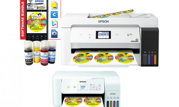 Graphics One launches two desktop solutions for home-based dye sub businesses