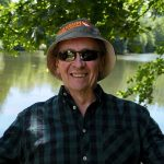 Wensum Valley Angling bucket hat by Dotcolour