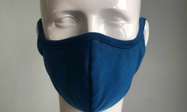 UK launch for sustainable snood with anti-viral treatment
