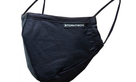 Stormtech launches range of reusable customisable face masks