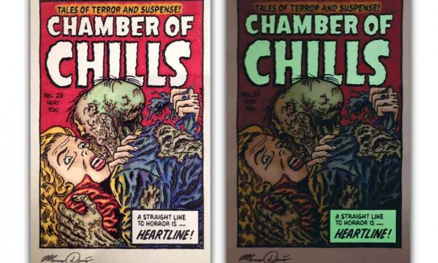 Anatomy of a Print: Chamber of Chills