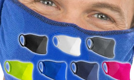 Result face masks now available in new colours