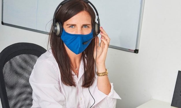1TcA introduces reusable face masks and snoods with anti-viral technology