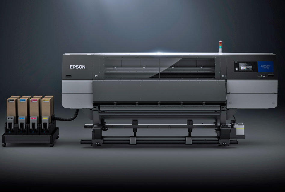 Epson to launch first 76-inch large-format dye sub printer for textiles