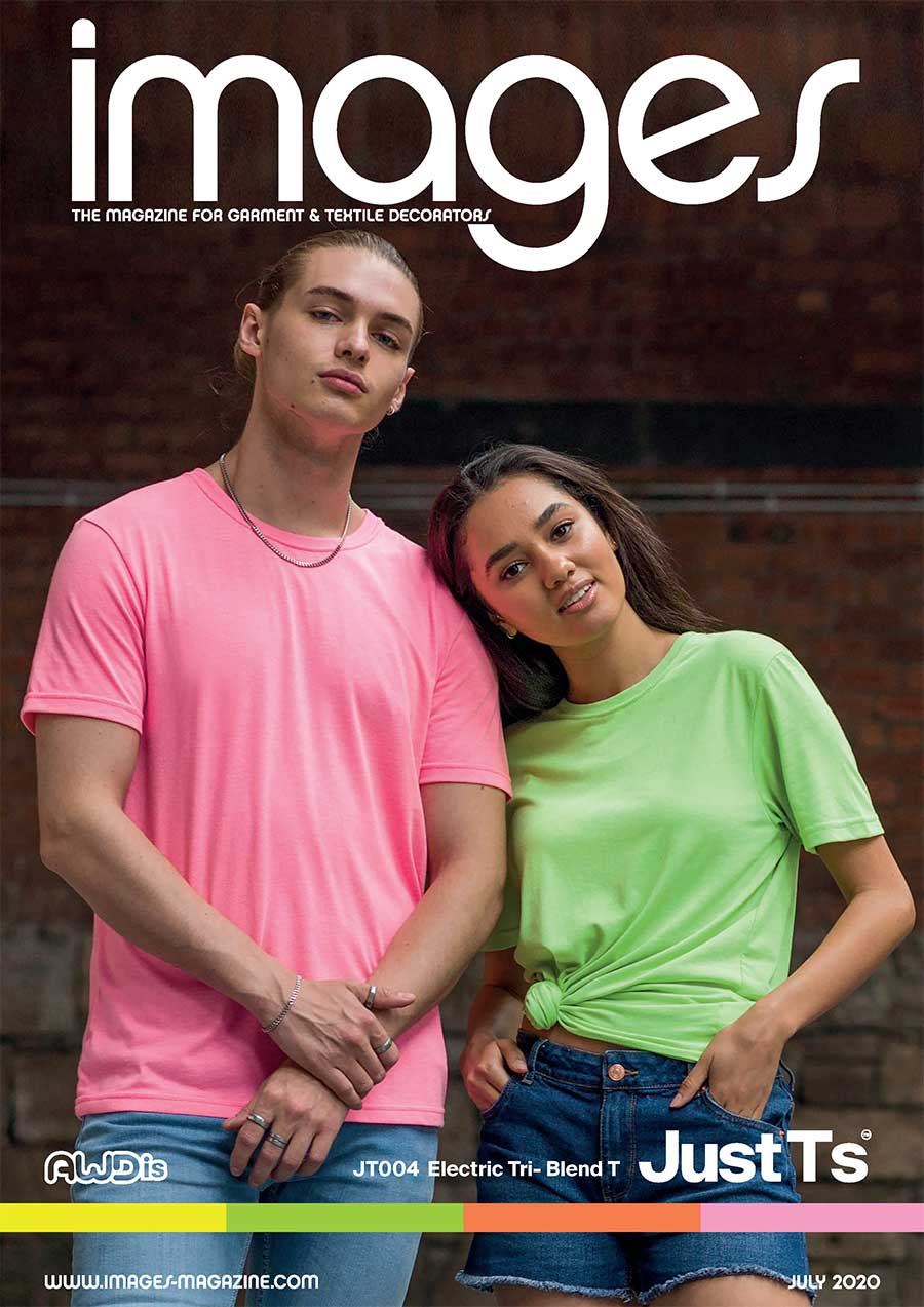 July 2020 Images magazine cover