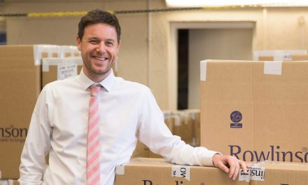 Rowlinson donates over 200,000 face masks to schoolwear retailers