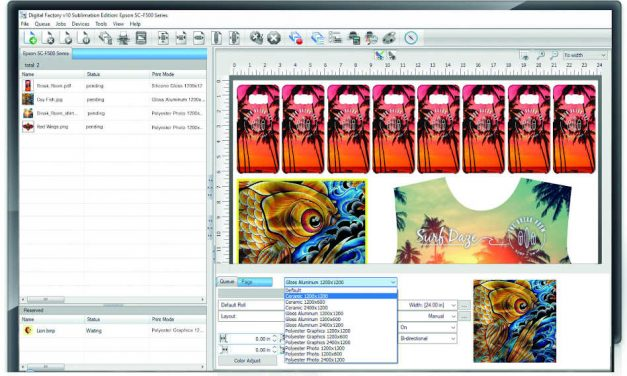 CADlink Technology launches new dye sublimation software solution