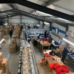 Border Embroideries doubles workforce after receiving Covid-19 grant