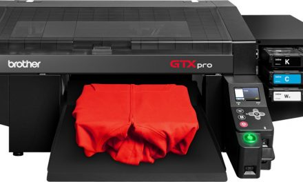 Brother introduces new GTXpro for DTG printing