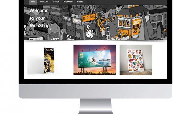 Caldera introduces Caldera WebShop