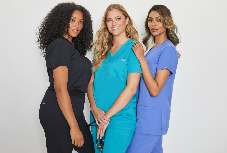 Behrens introduces Simki scrubs