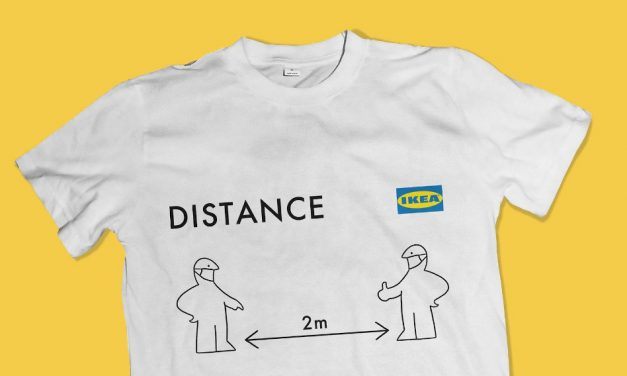 Banana Moon crowns winner of brand-inspired social distancing T-shirt competition
