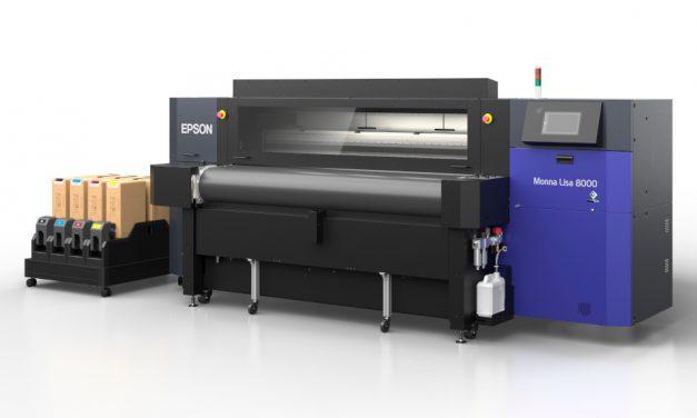 Epson introduces Monna Lisa 8000