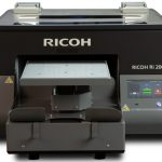 Ricoh introduces Ricoh Ri 2000 DTG printer