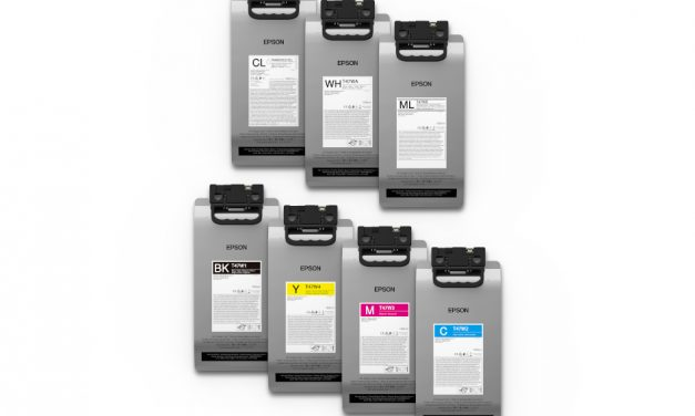 Epson gains GOTS approval for UltraChrome DG inks