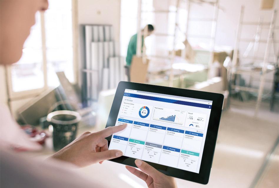 Epson introduces Cloud Solution PORT for digital textile printers