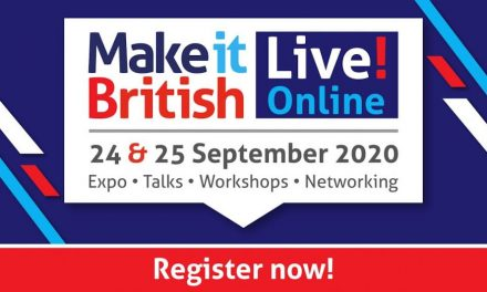 Registration open for Make It British Live! Online