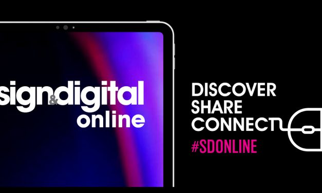 Sign & Digital Online event to focus on retail, events and hospitality graphics
