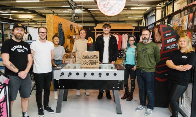 Awesome Merchandise launches £15K grant to support creative industries