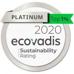 Epson achieves EcoVadis Platinum status for sustainability