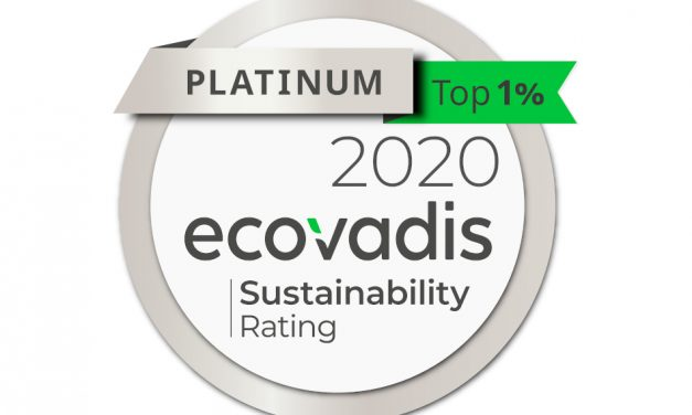 Epson achieves EcoVadis Platinum status for sustainability