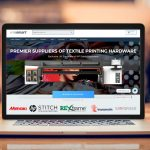 R A Smart introduces new website for digital printing solutions and consumables