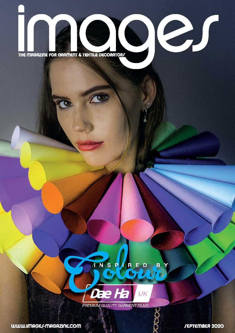 Images magazine front cover September 2020 Dae Ha UK