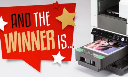 Scorpion Sportswear wins Ricoh Ri 100 DTG printer competition
