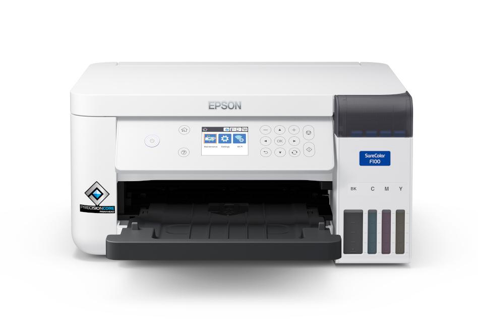 Epson introduces SureColor SC-F100 A4 dye sub printer