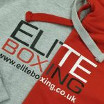 Elite Boxing Club hoodies by ABC Printwear