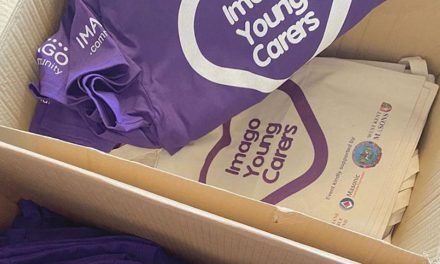 Decorator Report: Imago Young Carers T-shirts & Bags by Peach Branding