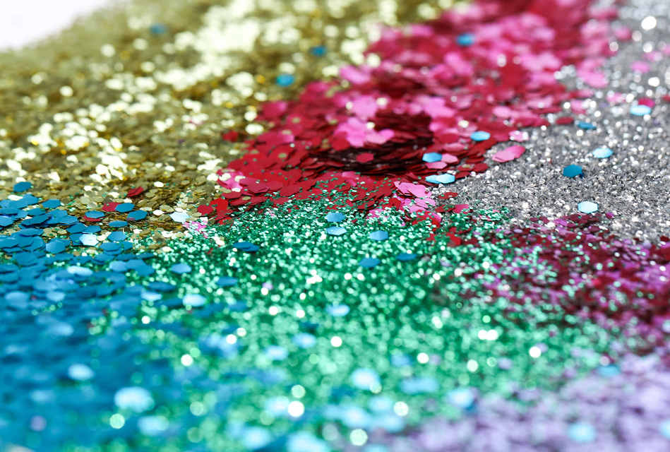 Ronald Britton introduces Bioglitter Sparkle GC product range