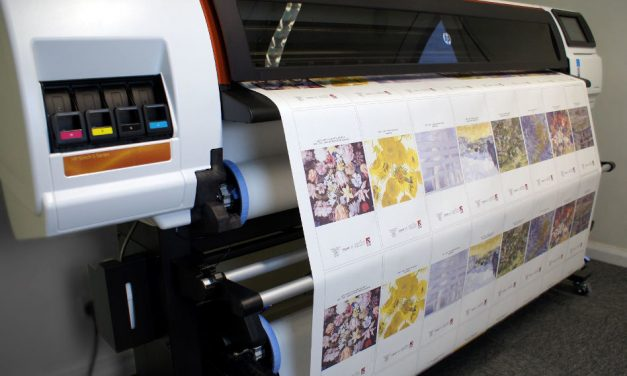 Paul Bristow Associates installs HP Stitch S300 to create decorated face masks