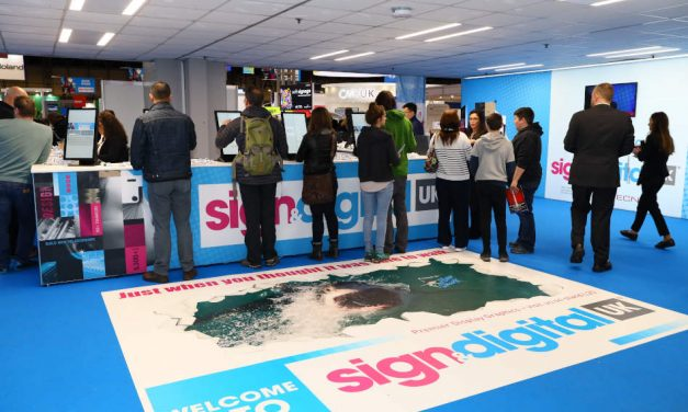 Sign & Digital UK 2021 moved to May