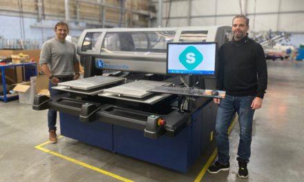Screenworks invests in Kornit Avalanche HD6 DTG printer