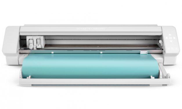 Graphtec GB introduces Cameo 4 Pro desktop digital cutter
