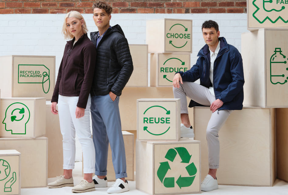 Honestly Made garments saved 2,359,515 plastic bottles from landfill, says Regatta