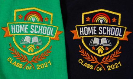Home School 2021 embroidered uniform by Balcony Shirts