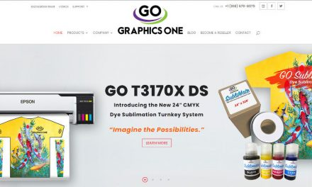 New website for Graphics One