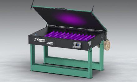 New E-2000 Series LED exposure units from Vastex
