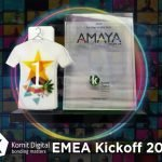 Amaya wins Kornit Digital's 2020 'Partner of the Year' award