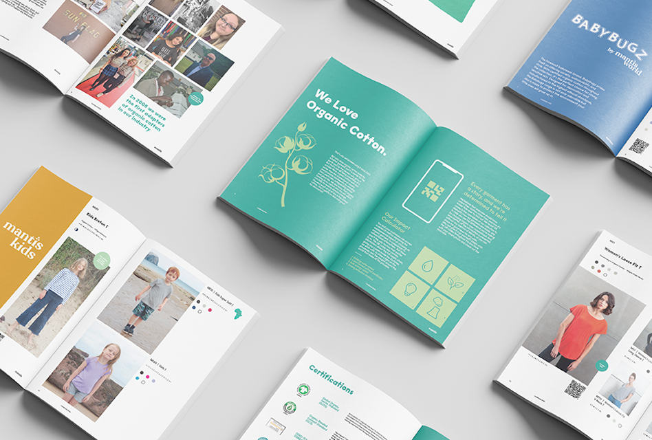 Mantis World introduces two new lookbooks