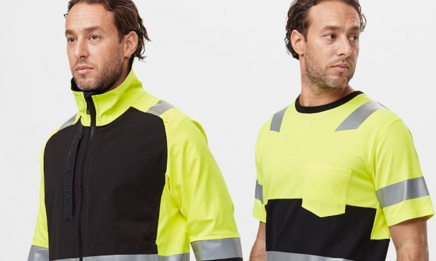 New Snickers Hi-Vis styles