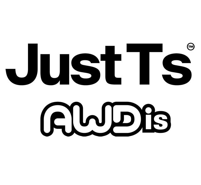 Just Ts by AWDis logo